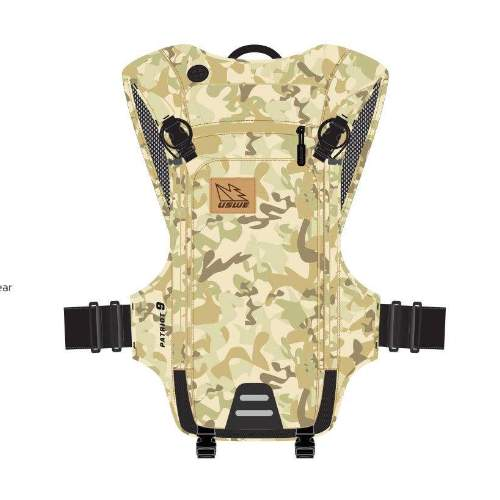 USWE PATRIOT™ 9 Camo Rucksack, 9L - Limidet Edition